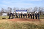 PenFed Credit Union, PenFed Foundation, and Serve Our Willing Warriors Executives at Groundbreaking Ceremony