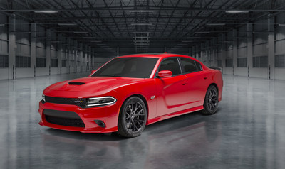 Dodge Charger Named One of Strategic Vision's