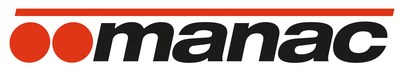 Logo : Manac (Groupe CNW/Manac Inc.)