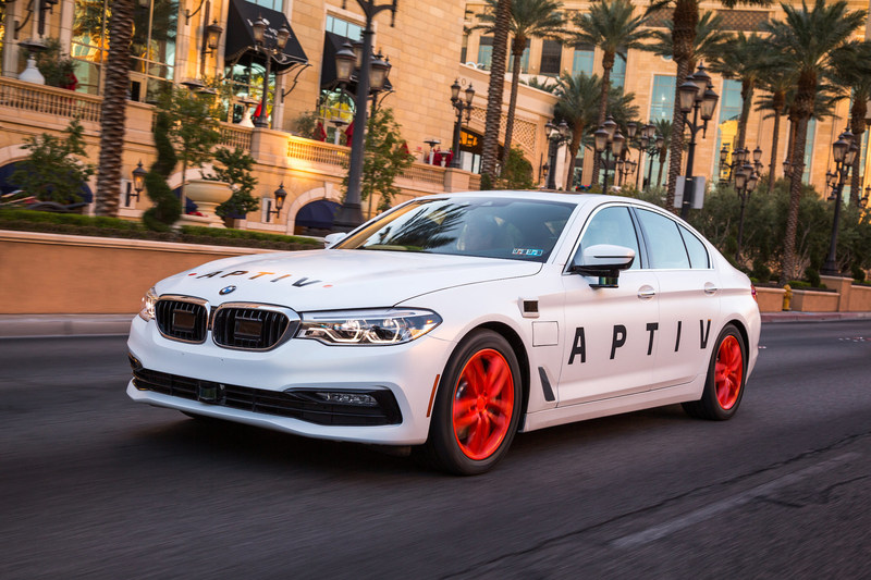 The future of mobility takes a major step forward today with the launch of Aptiv PLC (NYSE: APTV), a technology company that develops safer, greener and more connected solutions for a diverse array of global customers.
