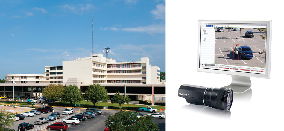 Figure 1. East Texas Medical Center deployed a complete Avigilon surveillance solution to help protect patients district-wide. (CNW Group/Avigilon Corporation)