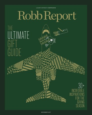Robb Report presents its 34th annual Ultimate Gift Guide.