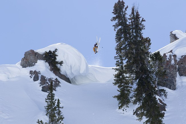 Johnny Collinson - Utah - Copyright: The Faction Collective: Photographer Steve Lloyd