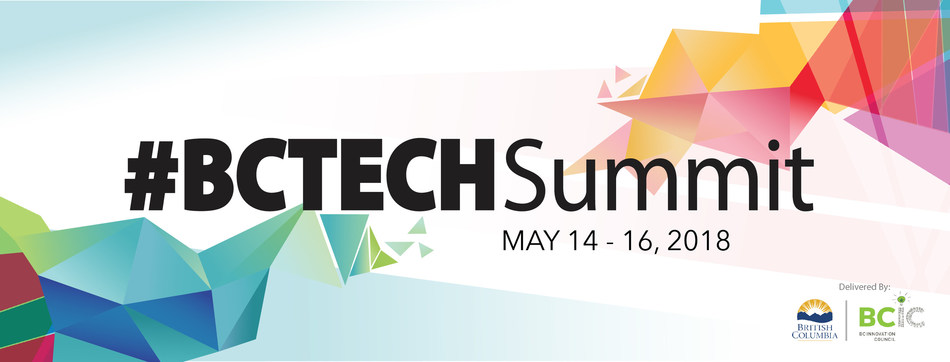After selling out the past two years, the #BCTECH Summit aims for its biggest event ever after announcing Jared Cohen and Brent Bushnell as keynote speakers. (CNW Group/BC Innovation Council)