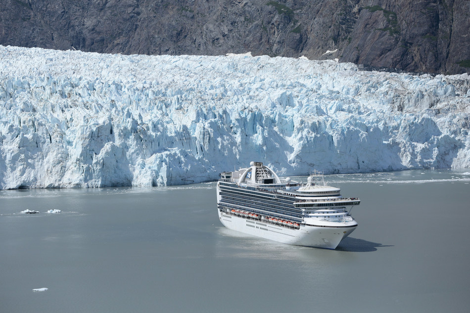 Princess Cruises Celebrates 50th Year of Alaska Cruises with Largest Deployment Ever in 2019