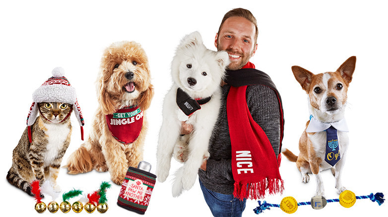 Petco shares gift ideas and tips to make this holiday season brighter.
