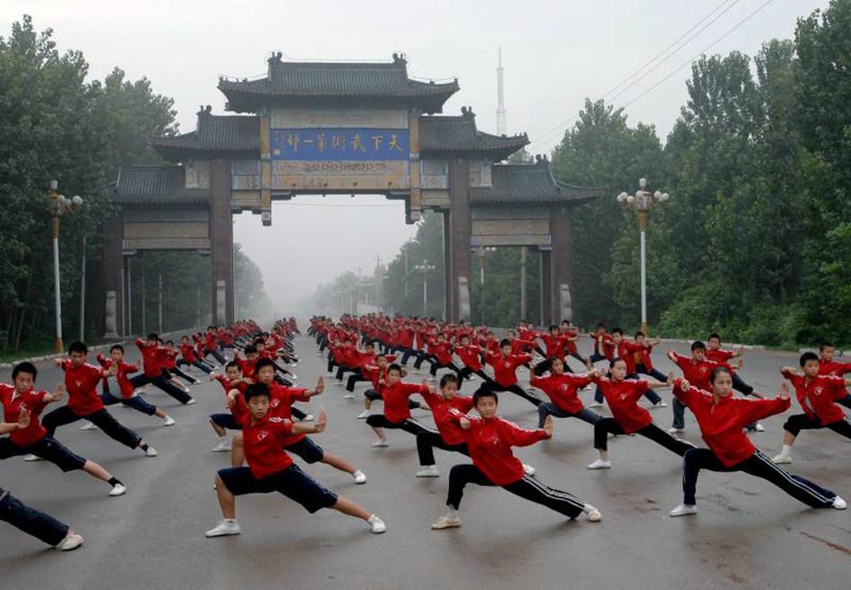 Song Jiang Wushu (Martial Arts) School