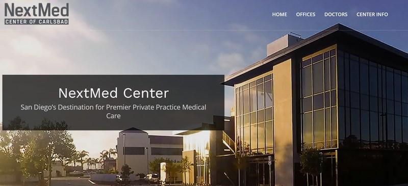 NextMed Center of Carlsbad Medical Campus
