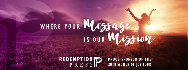 Proud Sponsor of Women of Joy 2018