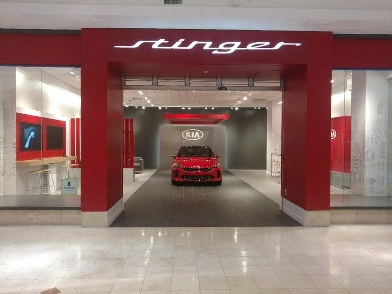 """Kia Motors Opening Interactive """"Stinger Salons"""" Across the U.S. to Showcase the Most Highly Anticipated Vehicle in Company History"""