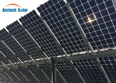 SkySmart: Single Row, Double Performance (Arctech Solar)
