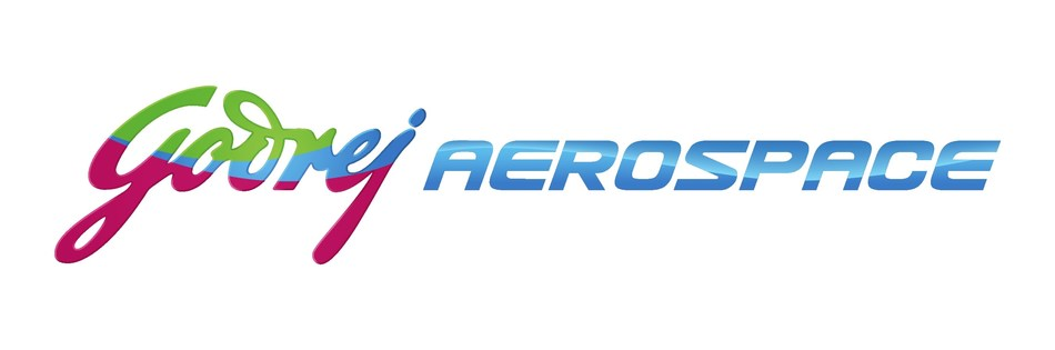 Godrej Aerospace Logo (PRNewsfoto/Godrej & Boyce Mfg. Co. Ltd.)
