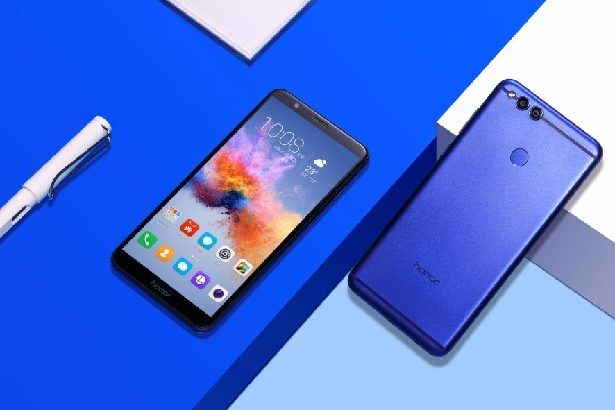 Honor releases latest flagship product - Honor 7X