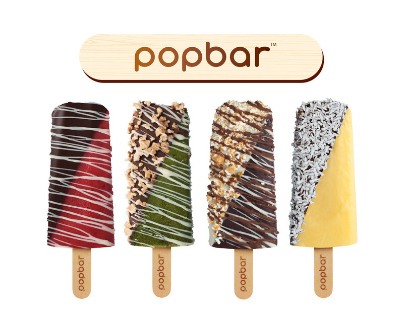 Handcrafted, all natural, customizable pops