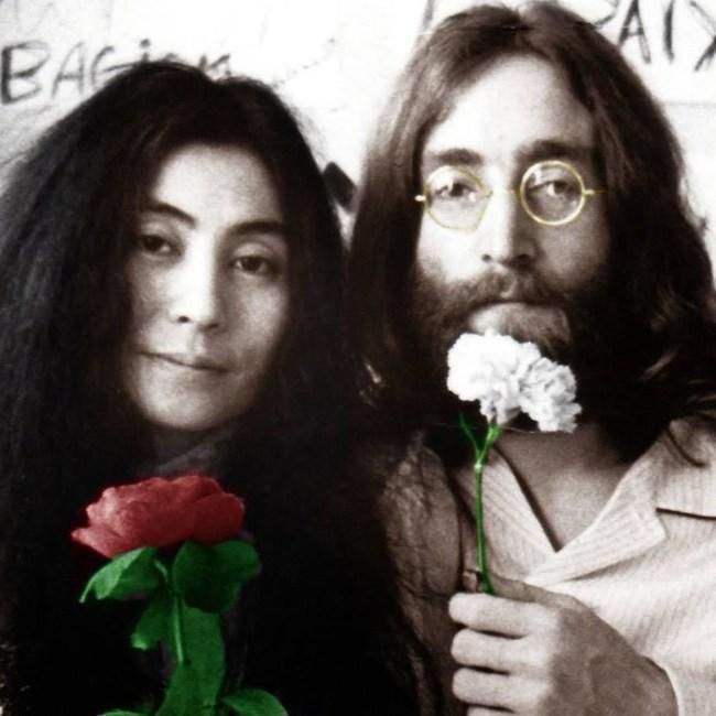 © Yoko Ono Lennon, Photo by Ivor Sharp
