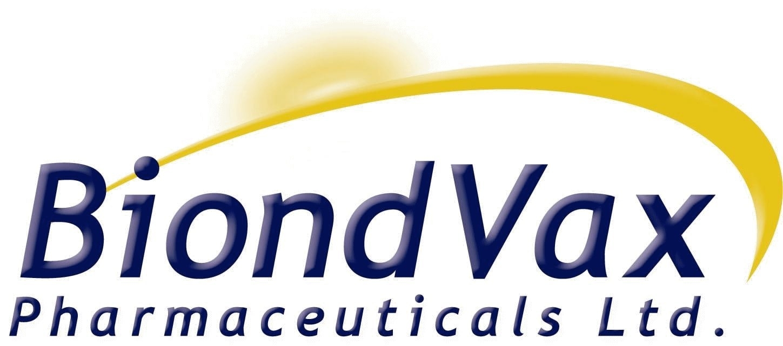 BiondVax Pharmaceuticals Logo (PRNewsfoto/Biondvax Pharmaceuticals Ltd)