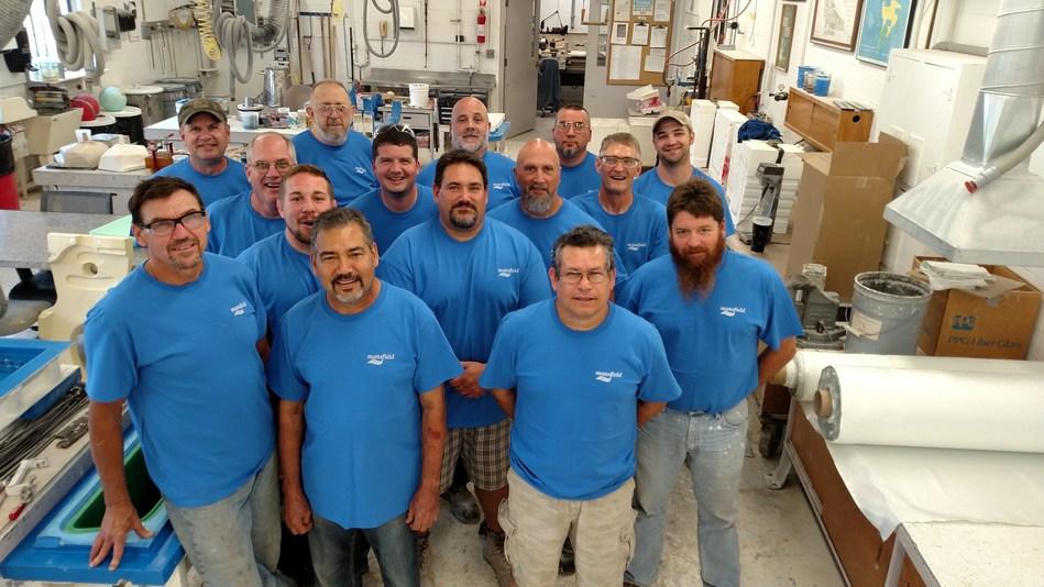 (PRNewsfoto/Mansfield Plumbing Products)