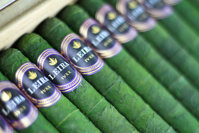 A Cannagar for Christmas. Seattle's famous cigar-sized smokables: Leira Cannagar Korona (17 grams) $420 each, Leira Cannagar Cannarillo (4 grams) $125 each. Choose from a delightful 17 grams or four grams of marijuana expertly rolled and crafted from the finest cannabis in Washington. Available at the Diego Pellicer store in Seattle.