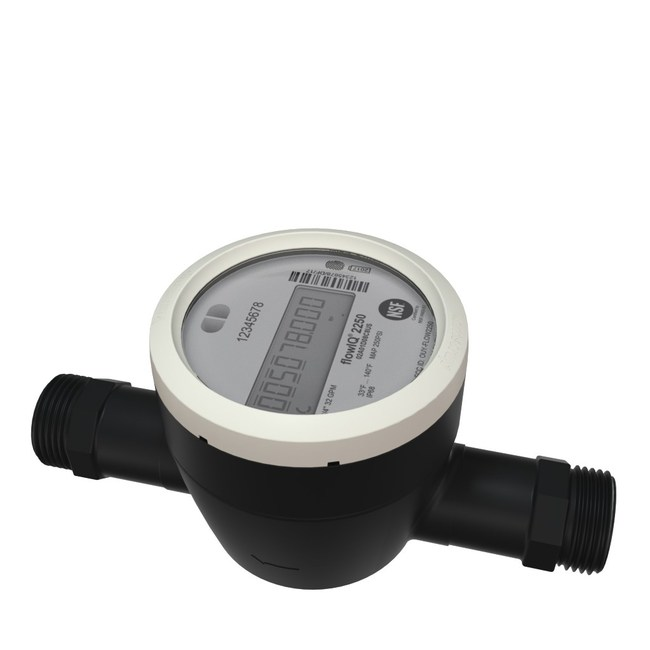 Meter and communication unit in one - Kamstrup water meters combine the meter and radio communication unit in one compact device. By removing the need for fragile wires, it eliminates the risk of wires being disconnected due to animals, vandalism, flooding, etc.