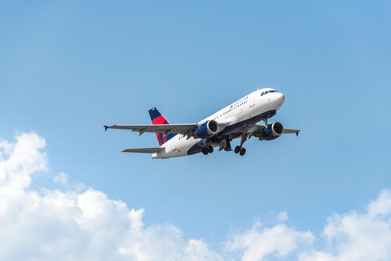 Airbus A319 de Delta Air Lines (Groupe CNW/WestJet)