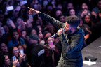 Khalid performs in San Jose, CA for Southwest: On The Rise With Khalid launch event with Southwest Airlines. #KhalidOnTheRise Photo Credit: Noah Berger for Southwest Airlines