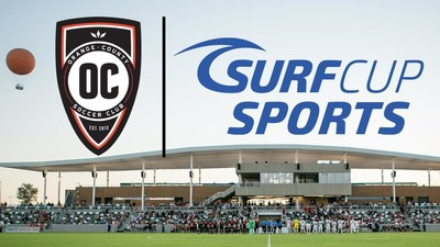 USL's Orange County Soccer Club Partners with Surf Cup Sports to Provide a Professional Pathway for Southern California's Top Youth Soccer Players