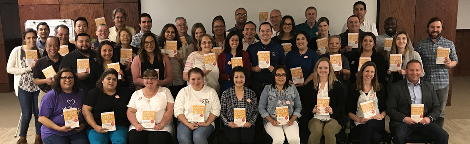 Millar managers and emerging leaders strengthen trust core value through Franklin Covey's Leading at the Speed of Trust®