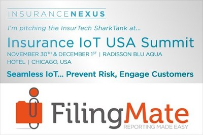 FilingMate was voted the winner of the Shark Tank event