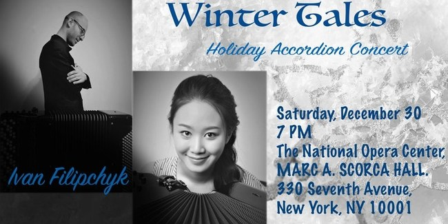 Winter Tale Holiday Accordion Concert