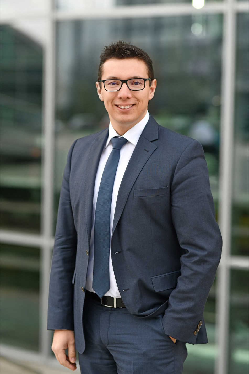 Audi Canada appoints new President Giorgio Delucchi (CNW Group/Audi Canada)
