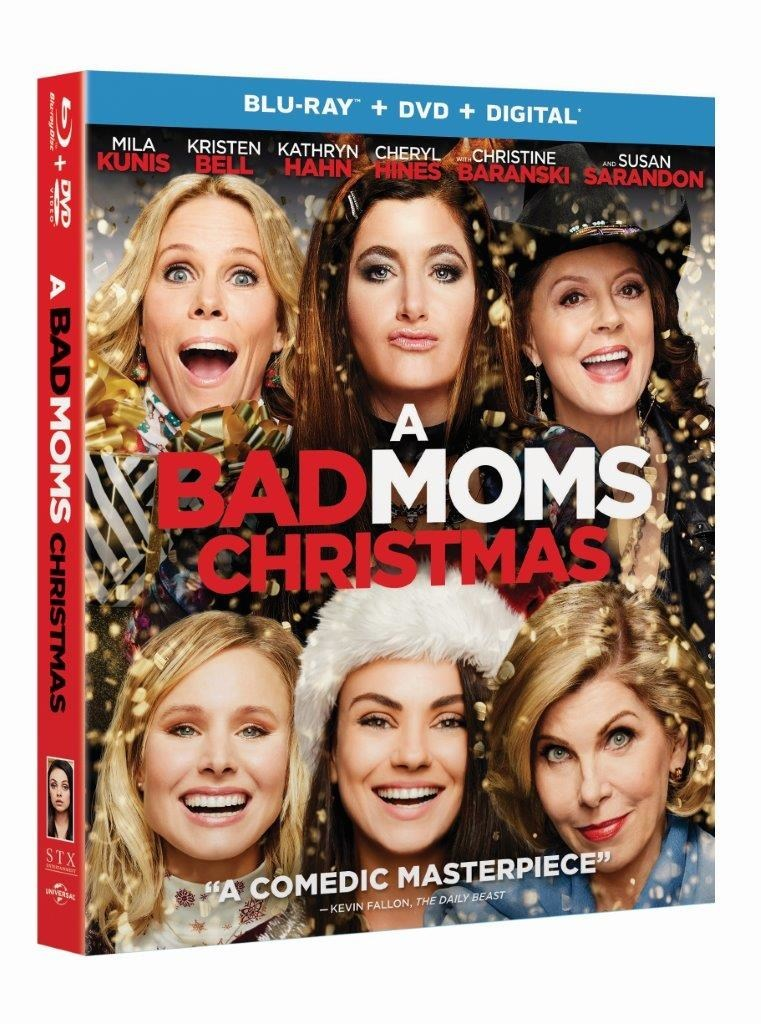 Universal Pictures Home Entertainment: A Bad Moms Christmas