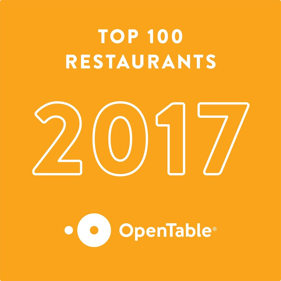 OpenTable Reveals the 100 Best Restaurants in America