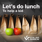 CB Calgary is cooking up some community compassion with Brown Bagging for Calgary's Kids. (CNW Group/Collins Barrow National Cooperative Incorporated)