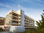 The new Lucile Packard Children's Hospital Stanford, located in Palo Alto, CA. Photo credit: Steve Babuljak
