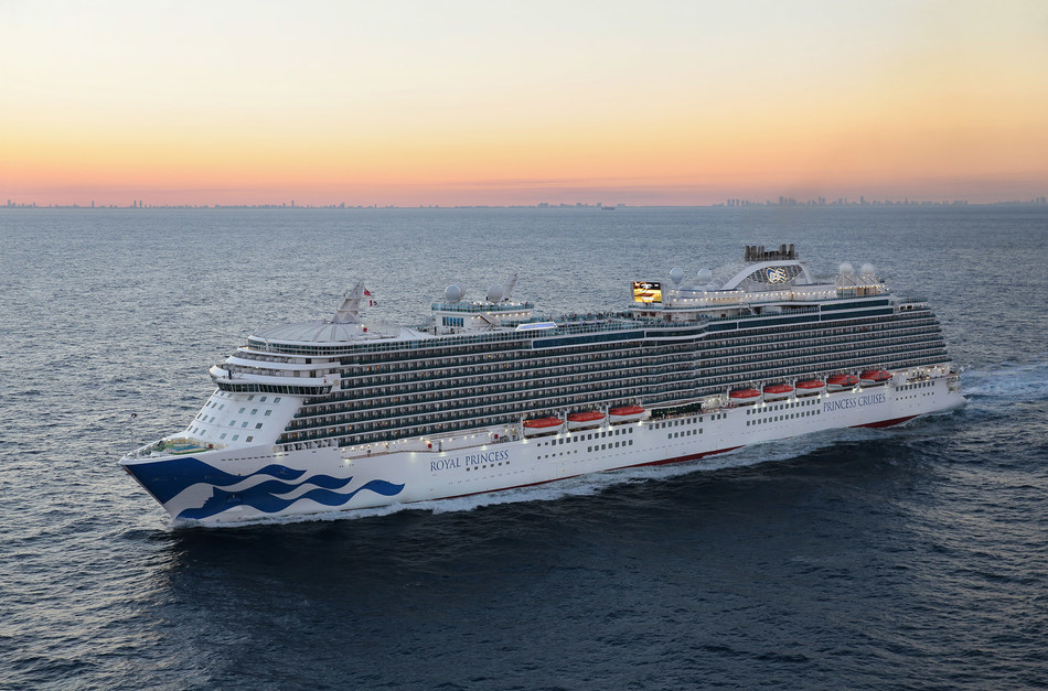 Princess Cruises Continues Summer Caribbean Cruises in 2019 Departures from Ft. Lauderdale Open for Sale Dec. 14