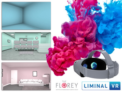 Using VR to test emotional responses to colours in different environments