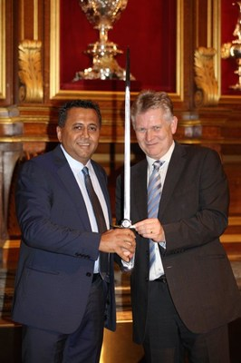 Embassy Wins the British Safety Council's Sword of Honour, the Highest Award for Excellence in Health and Safety Management Standards