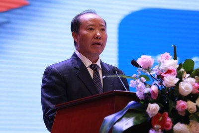 Kweichow Moutai Group Chairman and Deputy Party Secretary Yuan Renguo