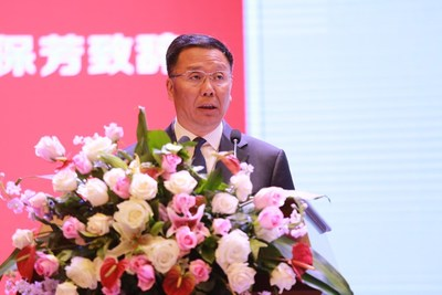 Kweichow Moutai Group Party Secretary and General Manager Li Baofang