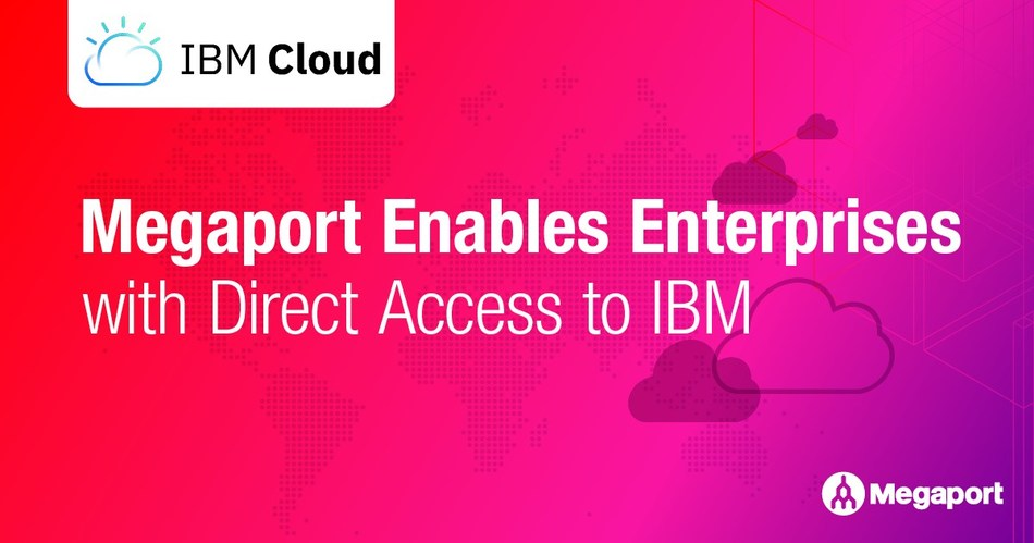 Megaport Provides Enterprises with Direct Access to IBM Cloud