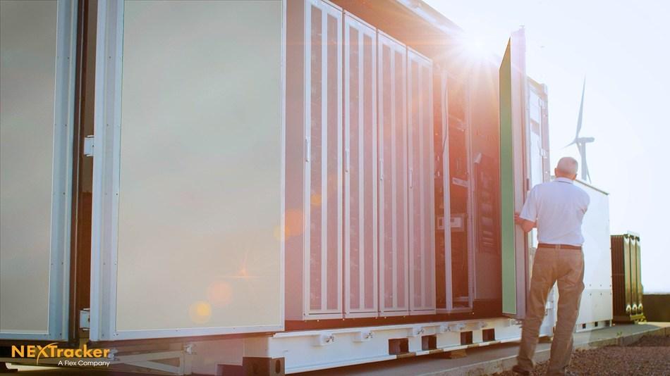 NX Drive Energy Storage System (ESS) by NEXTracker