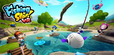 Fishing Star VR Now Available for Daydream in North America