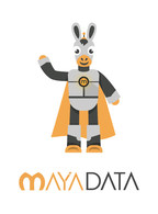 OpenEBS Sponsor CloudByte now MayaData and Launches MayaOnline at KubeCon