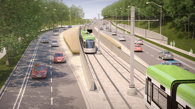 Image courtesy of Metrolinx (CNW Group/ABB inc.)