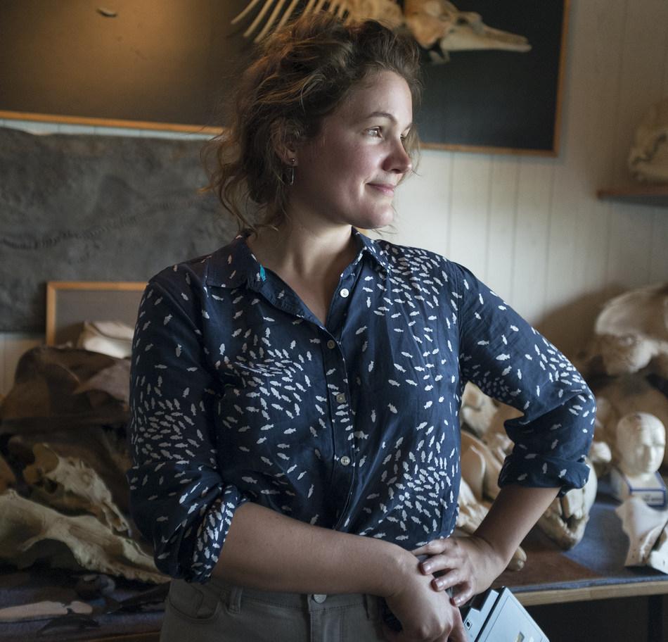Maryse Goudreau (CNW Group/Musée national des beaux-arts du Québec)