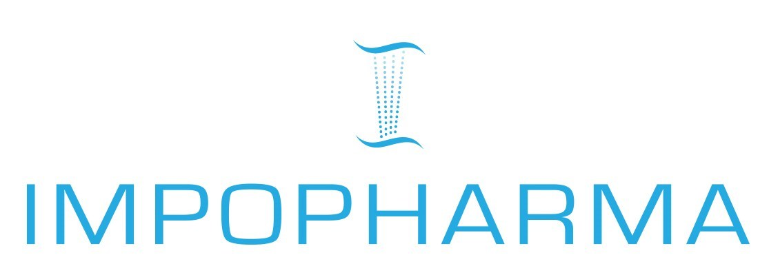 Impopharma's new logo