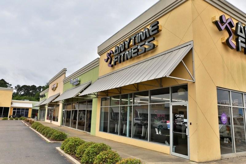 Anytime Fitness in Starkville, Mississippi.