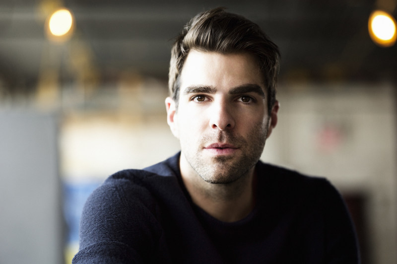 Zachary Quinto, Carnegie Mellon University alumnus and Excellence in Theatre Education Award ambassador. Photo credit: Chiun Kai Shih
