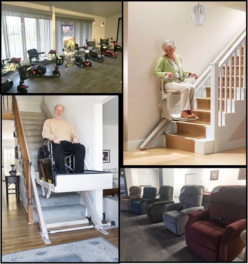 Butler Mobility Products is best known for its Inclined Platform Lifts. However, the company now also serves its customers with, Stannah Stailifts, Goldentech Chairlifts and Goldentech Scooters.