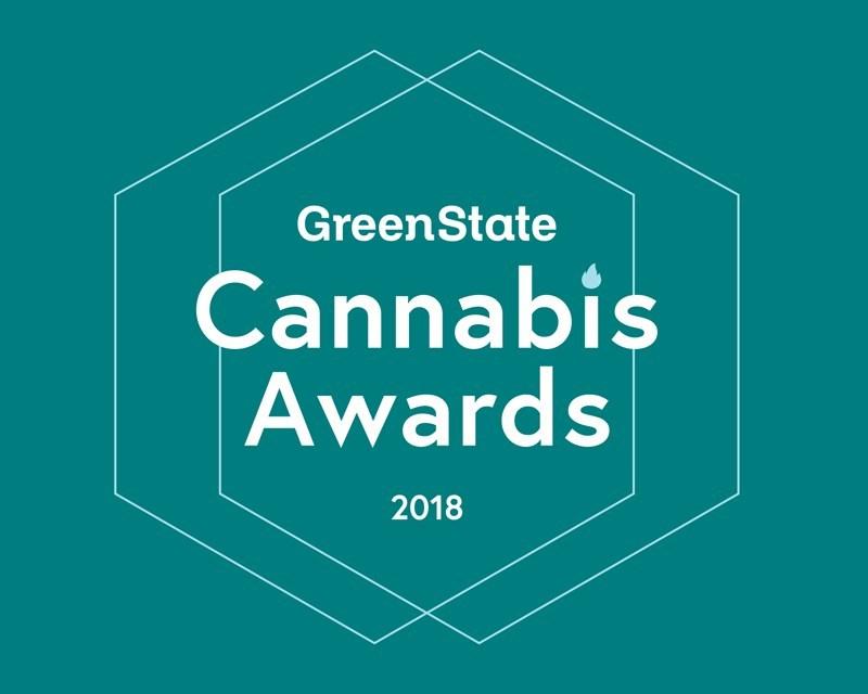 GreenState Cannabis Awards 2018